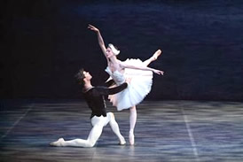 Siegfried con Odette