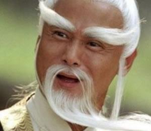 Maestro Pai Mei, Sommo Sacerdote del Clan del Loto Bianco